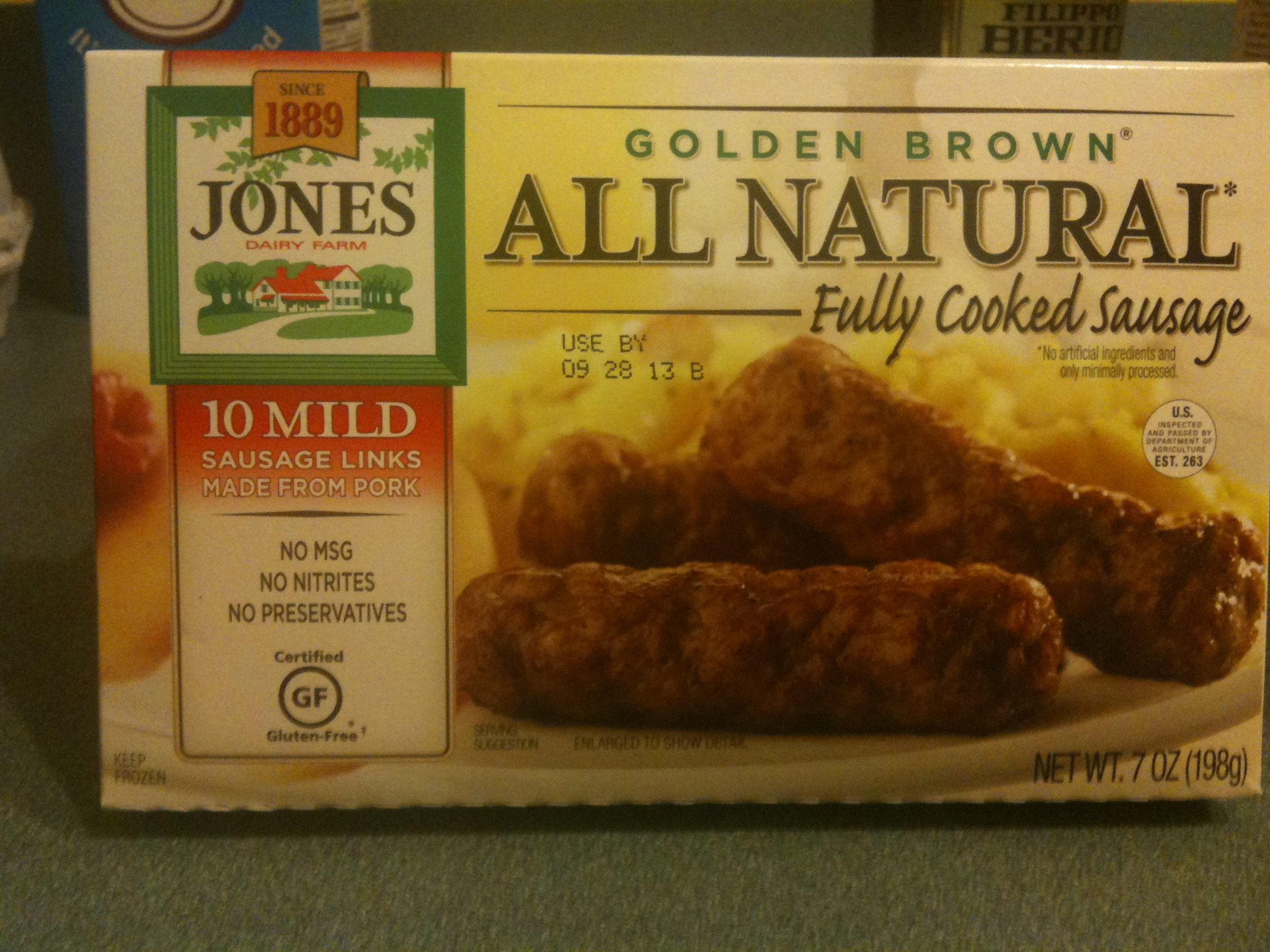 Organic meat coupons
